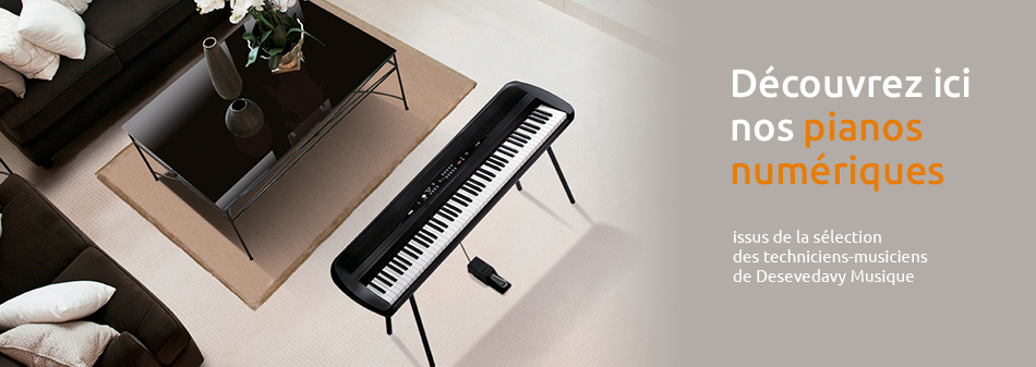 piano numérique P45B