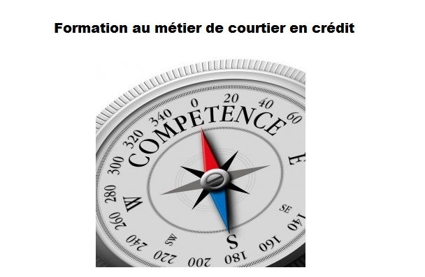 formation courtier credit