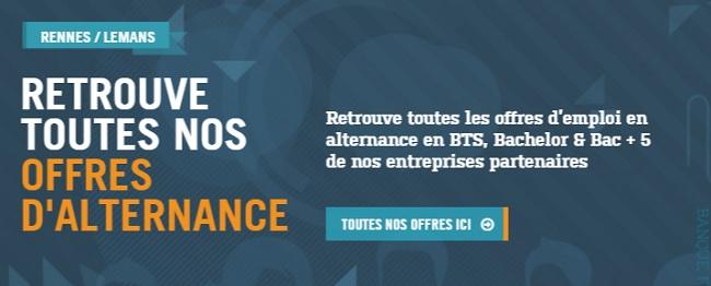 bac +2 négociation Relation client Rennes
