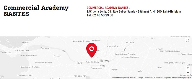 formation commercial pole emploi