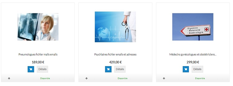 annuaire email professionnel