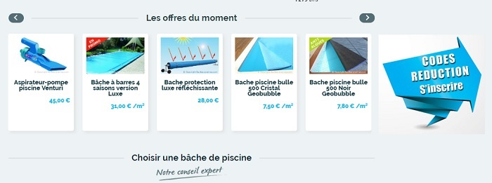 code promotion bache hiver